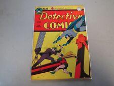 DETECTIVE COMICS #98 COMIC BOOK 1945   Batman & Robin