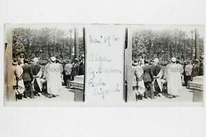 Algeri Algeria Placca Da Lente Stereo 1930
