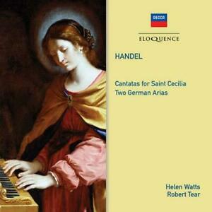 Helen-Watts-Robert-Tear-Handel-Cantatas-Arias-NEW-CD