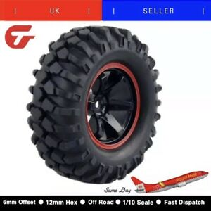 Best Quality Off Road Tires >> Details About 4 Pcs Off Road Rc Car Tires Tyre For 1 10 Traxxas Rc Rock Crawler Quality
