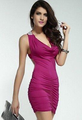 Kleid transparent ruckenfrei