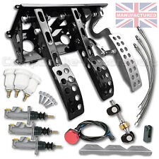 Universal montada superior Hidráulico Pedal Caja Kit – Sportline 3-pedal cmb6667-hyd-ki