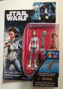 Star Wars Action Figures 2016 Rebels Princess Leia Organa