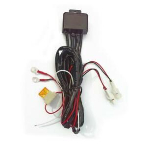 LED-Tagfahrlicht-Modul-Steuermodul-Relais-TFL-Steuergeraet-mit-50-Dimmung-Dimmer