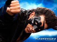 Krrish (2006) - Hrithik Roshan, Priyanka Chopra - Bollywood Hindi Movie Dvd