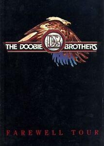 DOOBIE BROTHERS 1982 FAREWELL TOUR CONCERT PROGRAM BOOK BOOKLET / NMT 2 MINT