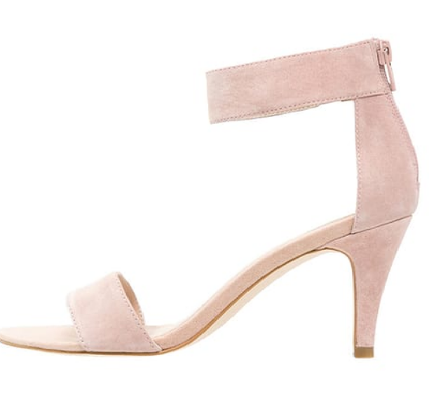 3f0643393ccb Pier One - Pink Strappy Heeled Sandals Size UK 6.5 EU 40 NH02 30 SALEs