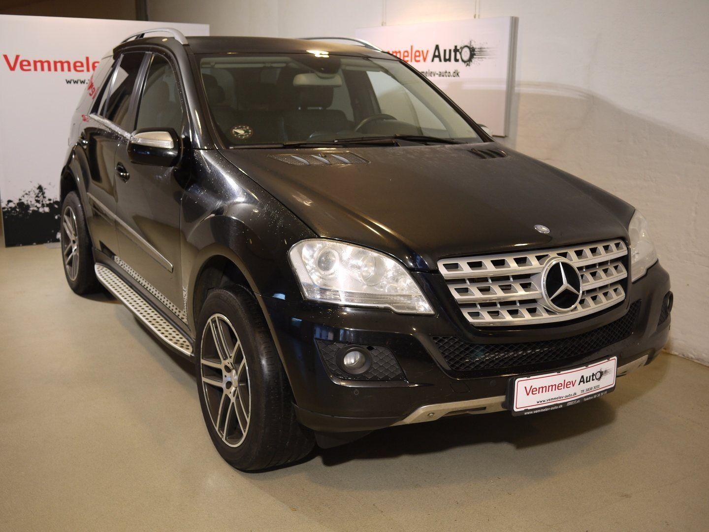 Mercedes ML320 3,0 CDi aut. 4-M 5d - 299.800 kr.