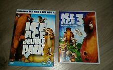 Ice Age double pack & Ice Age 3 Dawn of the Dinosaurs