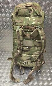 Genuine British Army IRR MTP Multi-Cam Camo 100LT Bergen Rucksack Short FAULTY