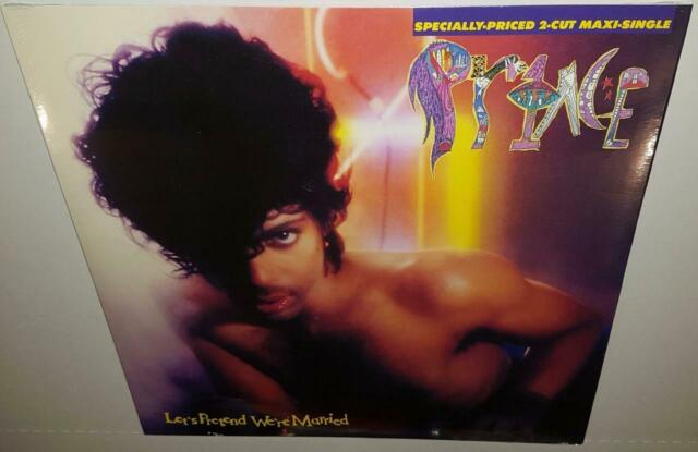 """PRINCE LET'S PRETEND WE'RE MARRIED (2016 REISSUE) BRAND NEW SEALED 12"""" VINYL"""