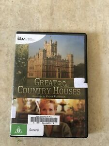 GREAT-COUNTRY-HOUSES-SERIES-1-DVD-R4-AUS-SELLER-AUS-RELEASE