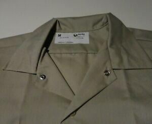 Vintage-70-039-s-80-039-s-PRISON-Factory-Work-Uniform-Never-Worn-Deadstock-size-Medium