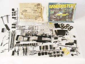 Vintage-MPC-Gangbusters-1928-Lincoln-Model-Kit-No-200-200-Un-assembled