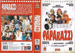 PAPARAZZI-1998-vhs-ex-noleggio