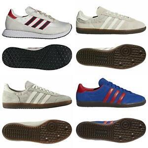 adidas-ORIGINALS-SPZL-TRAINERS-WENSLEY-GLENBUCK-SPIRITUS-MEN-039-S-SNEAKERS-SHOES
