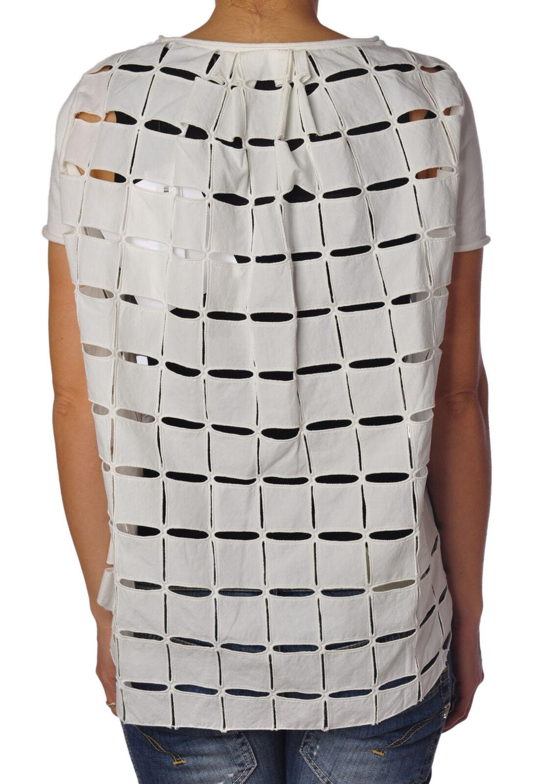 Alpha - Topwear-T-shirts - woman - Weiß - 761917C180505