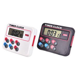 Tragbare-digitale-LCD-Kueche-die-elektronische-Zeitschaltuhr-12-24-Stunden