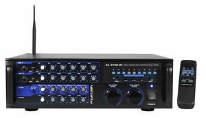 VOCOPRO-DA-3700-BT-200w-Digital-Karaoke-Mixer-Amplifier-w-Bluetooth-Receiver