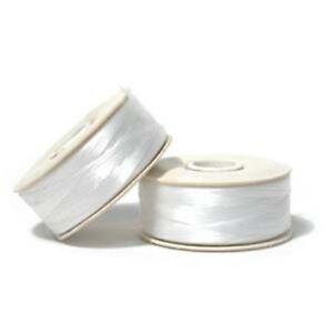 NYMO-Beading-Thread-Size-D-Nylon-Beading-Thread-Pick-your-Color-64-Yard-Bobbin