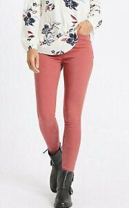 X-m-amp-s-Slim-Skinny-Jeans-Jegging-Mi-Taille-Femme-Pantalon-Pantalon-Long-8-20