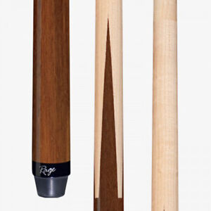 RAGE-SNEAKY-PETE-MAPLE-Billiard-Pool-Cue-Stick-FULL-PRO-TAPER-RG99-LEATHER-TIP