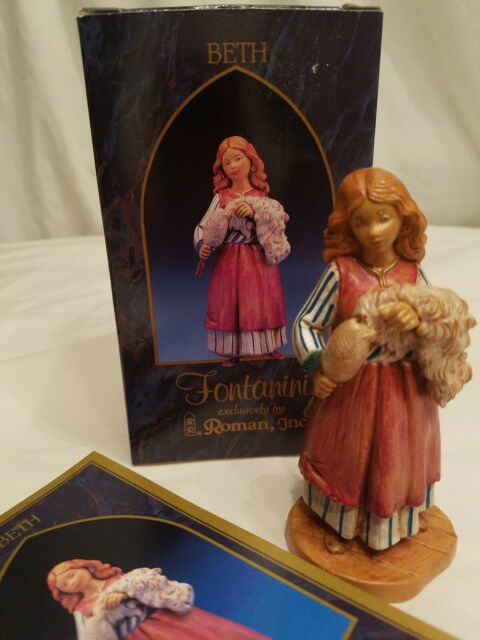 Fontanini SHARON Figurine 5 Inch Series