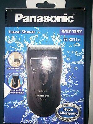 Panasonic ES3831K Cordless Rechargeable  Men's Electric Shaver