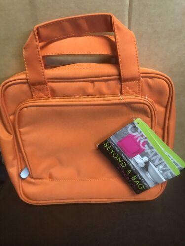 Al di là di una borsa pranzo//make-up NOTEBOOK nuovo Nuovo con etichette Viaggio//Scuola