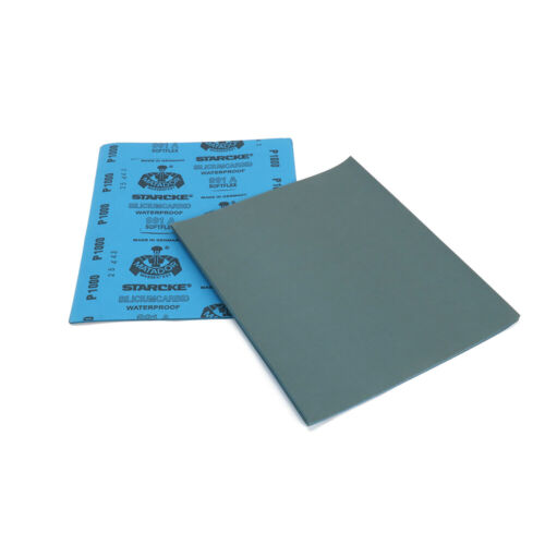 "9/"" x 11/"" Wet Dry Sanding Paper Sandpaper Waterproof Abrasive Tool Sand Sheets"