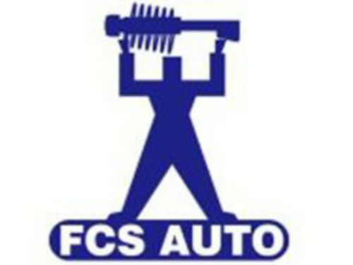 Suspension Strut and Coil Spring Assembly Front Left FCS 1331790L