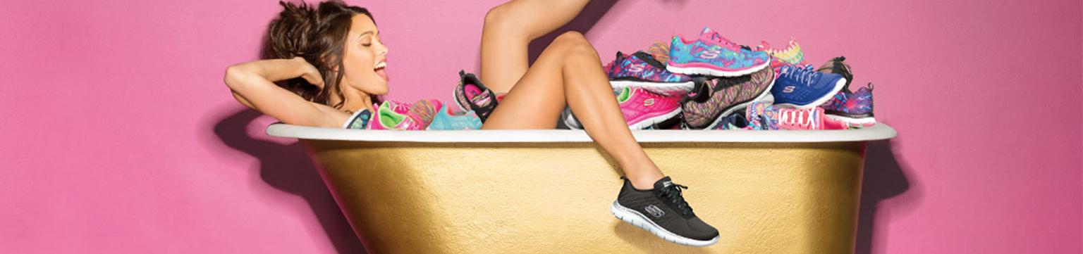 Bis zu 40% sparen auf Skechers Sneaker