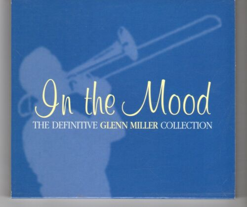 1 of 1 - (HQ96) In The Mood, The Definitive Glenn Miller Collection - 2003 double CD