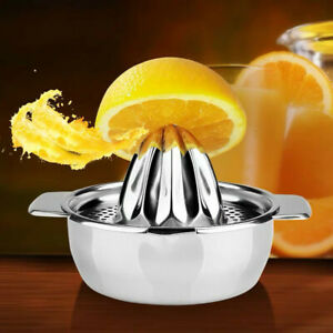 Stainless-Steel-Lemon-Orange-Squeezer-Juicer-Hand-Manual-Press-Kitchen-Popular