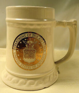 ROYAL AIR FORCE 29 SQUADRON BEER STEIN