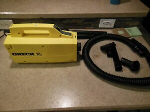810 Oreck Xl Bb870 A Canister Compact Handheld Vacuum Ebay