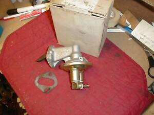 Details about NOS MOPAR 1964-9 FUEL PUMP 170 & 225 SLANT SIX ENGINES