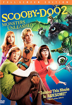 Scooby Doo 2 Monsters Unleashed Dvd 2004 For Sale Online Ebay