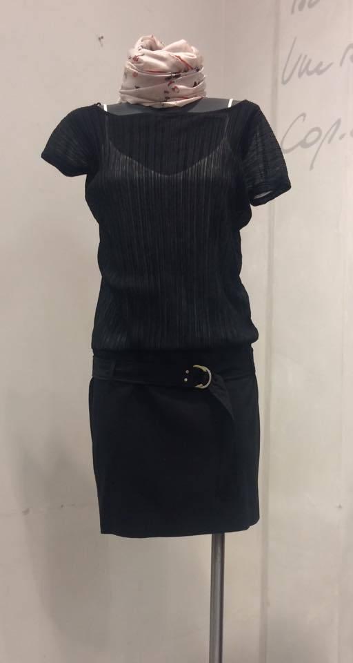 COP COPINE ETE 2017 - - - robe en  trompe-l'oeil  SMOOTHIE neuve, étiquet. prix a25dd4
