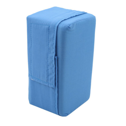 Cotton Knee Pillow Relieve Lower Back Pain Black Blue Sleeping Relaxing Tool HM