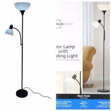 Solarex Black Flexible Sun Lamps Table/floor Combo Lamp Set | eBay