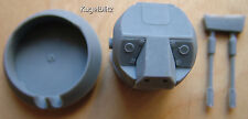 A Panzer IV turret conversion set: Kugelblitz or Ostwind 1/72