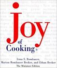 Irresistible Miniature Editionstm Ser. Little Books to Treasure: The Joy of Cooking Vol. 1 by Irma S. Rombauer, Ethan Becker and Marion Rombauer Becker (2000, Hardcover, Mini Edition)