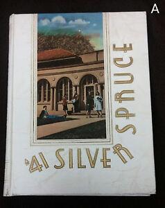 1941-Colorado-State-University-Fort-Collins-Colorado-Silver-Spruce-Yearbook-CSU