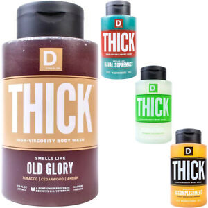 Duke Cannon 17.5 oz. THICK High-Viscosity Body Wash