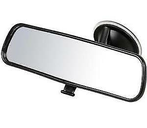 Suction Cup Adjustable Dipping Anti Glare Rear View Mirror fits RENAULT