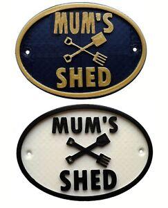 Mum-039-s-Shed-House-Garden-Sign-Door-Plaque