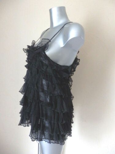 Size 3 Questo Lace Star Marant Black Top Isabel xYqwHPX