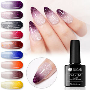UR-SUAGR-7-5ml-Nagel-Gellack-Farbwechsel-Thermal-Color-Changing-UV-Gel-Soak-Off