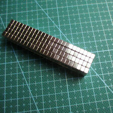 10pcs 4mm x 4mm x 3mm N50 4X4X3 square strong magnets square magnets
